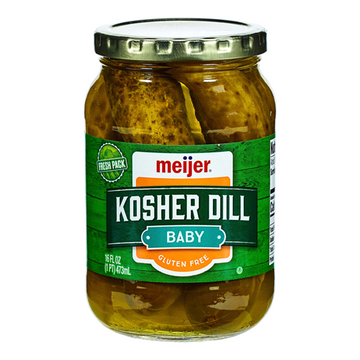 Pickles (Dill) 16oz Product