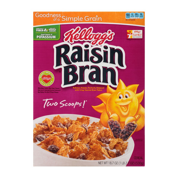 Raisin Bran 13.7oz Product