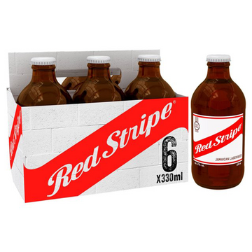 Red Stripe, Bottle 6ct x 330ml Product