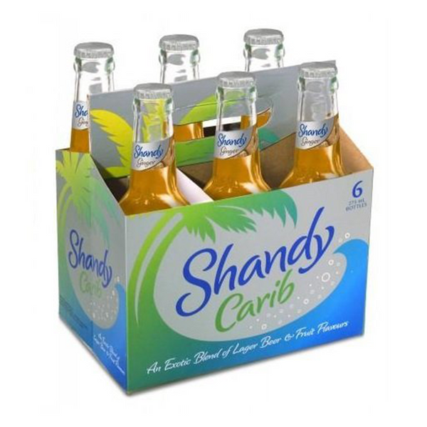 Shandy Carib-6ct x 275ml Product