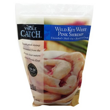Shrimp 16/20-2lb pk Product
