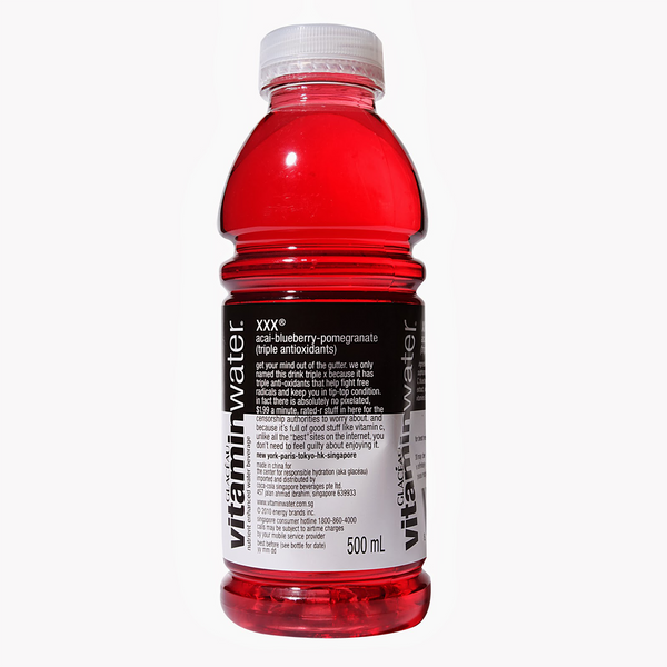 Vitamin Water 20oz Product