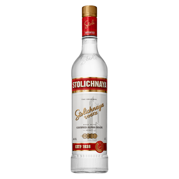 Stoli Vodka 750ml Product