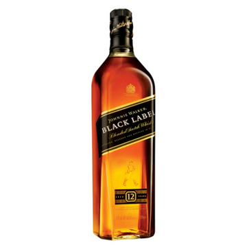 Black Label Johnnie Walker Whiskey 750ml Product