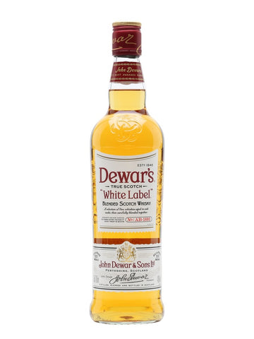 Dewar's White Label Whiskey 750ml Product