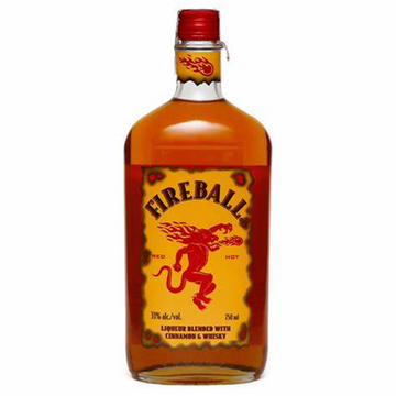 Fireball Whiskey 750ml Product