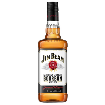 Jim Beam Whiskey 750ml Product