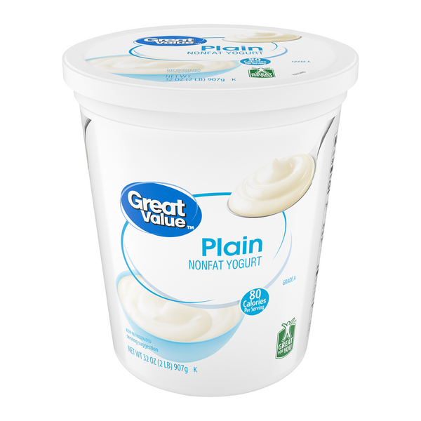 Yogurt (Plain) 32oz Product