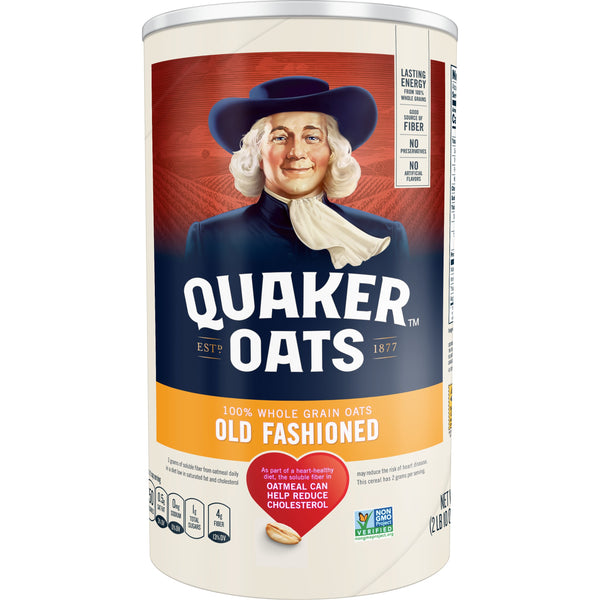 Oatmeal - Old Fashioned 42oz Product