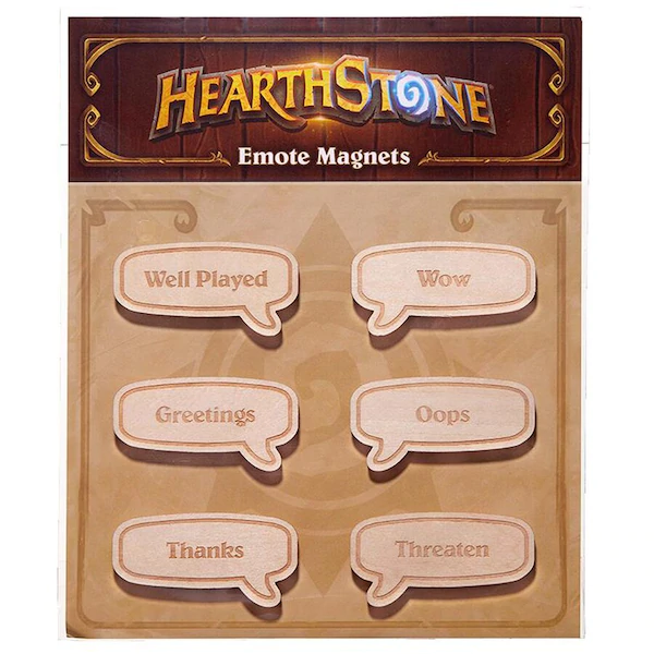 HS EMOTE COLLECTION MAGNET