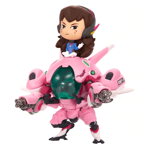 Overwatch Cute But Deadly D.Va Figure