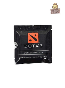 Dota2 Collectible Pins Blind Box