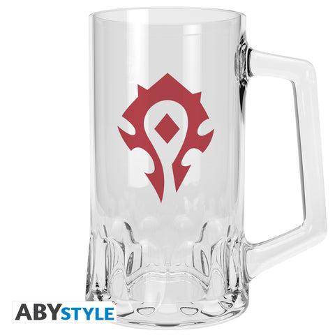 "WORLD OF WARCRAFT - Tankard ""Horde"""