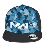 "Call of Duty MW ""Logo"" Snapback-Blue"