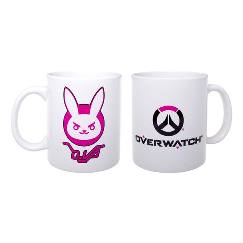 "OVERWATCH - Mug - 320 ml - ""D.VA"""