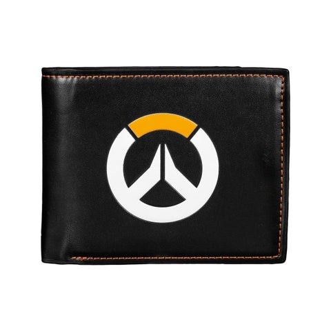 "Overwatch Faux Leather Wallet ""Logo"""