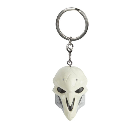 Overwatch Reaper Mask 3D Keychain