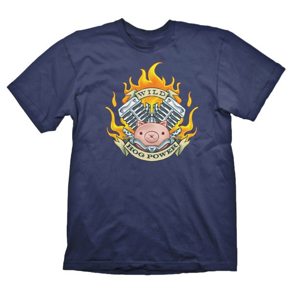 Overwatch T-Shirt Road Hog