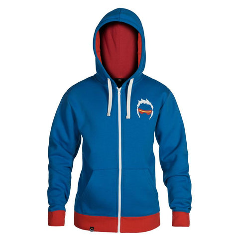 Overwatch Ultimate Soldier 76 Zip-Up