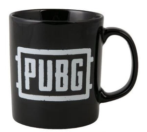 "Playerunknowns Battlegrounds Mug ""Logo"" - Black"