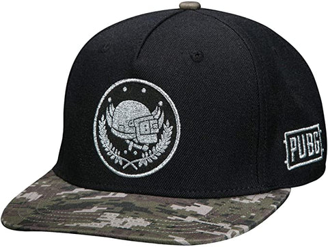 PUBG Pan Crest Snap Back Hat