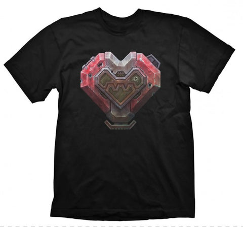 "Starcraft 2 T-Shirt ""Terran Heart"""
