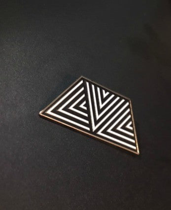 LVL Pin Logo/Stripes