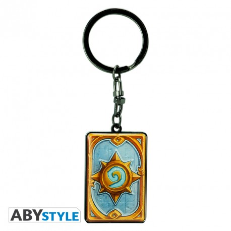"HEARTHSTONE - Keychain ""Card back"""