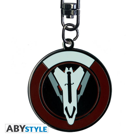 "OVERWATCH - Keychain ""Blackwatch"""