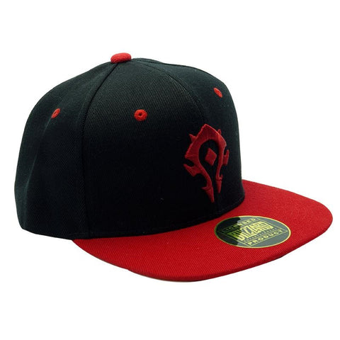 WORLD OF WARCRAFT - Snapback Cap - Horde