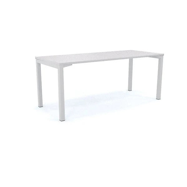 Segment Fixed Height Single Desk