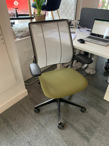 Humanscale Differnt Task Chair, Green Seat - Ex Showroom
