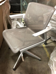 HNI Allsteel Clarity Chair on Castors- Ex Showroom
