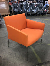 Load image into Gallery viewer, HNI HBF ASA Lounge Chair, Orange - Ex Showroom