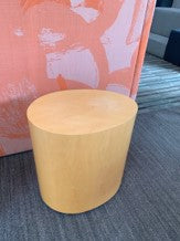 HNI HBF Oval Egg Side Table - Ex Showroom