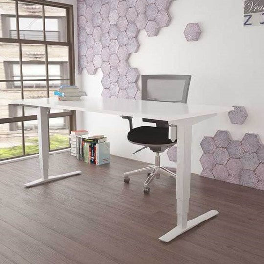 Twitch Height Adjustable Desk