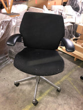 Load image into Gallery viewer, Humanscale Freedom Task Chair, Black - Ex Showroom