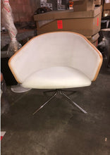 Load image into Gallery viewer, HNI HBF Nest Chair, White - Ex Showroom