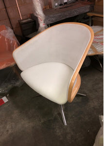 HNI HBF Nest Chair, White - Ex Showroom