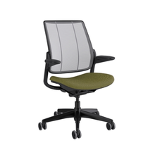 Load image into Gallery viewer, Humanscale Differnt Task Chair, Green Seat - Ex Showroom