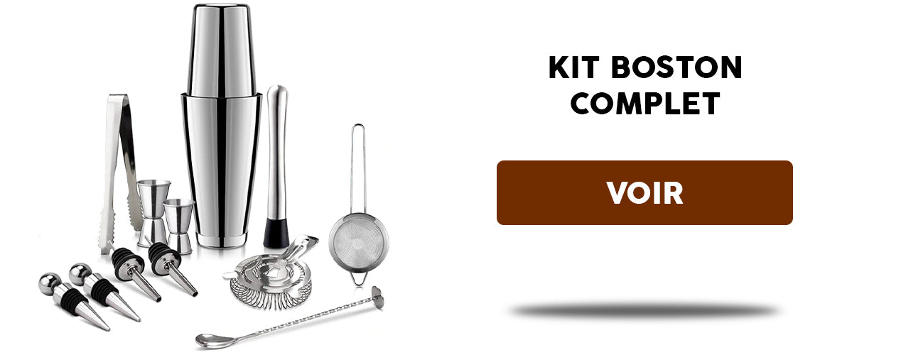 kit cocktail complet