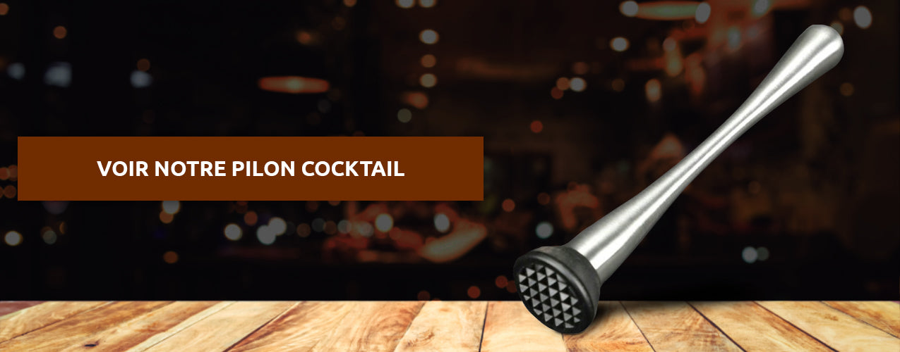 Pilon pour cocktail