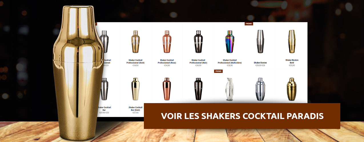 Shakers Cocktail Design