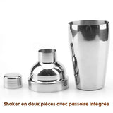 set cocktail shaker