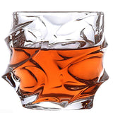 verre whisky vagues
