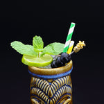Verre à Cocktail<br> Tiki Typique