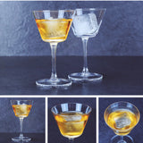 Verre à Cocktail<br> Coupe Vintage
