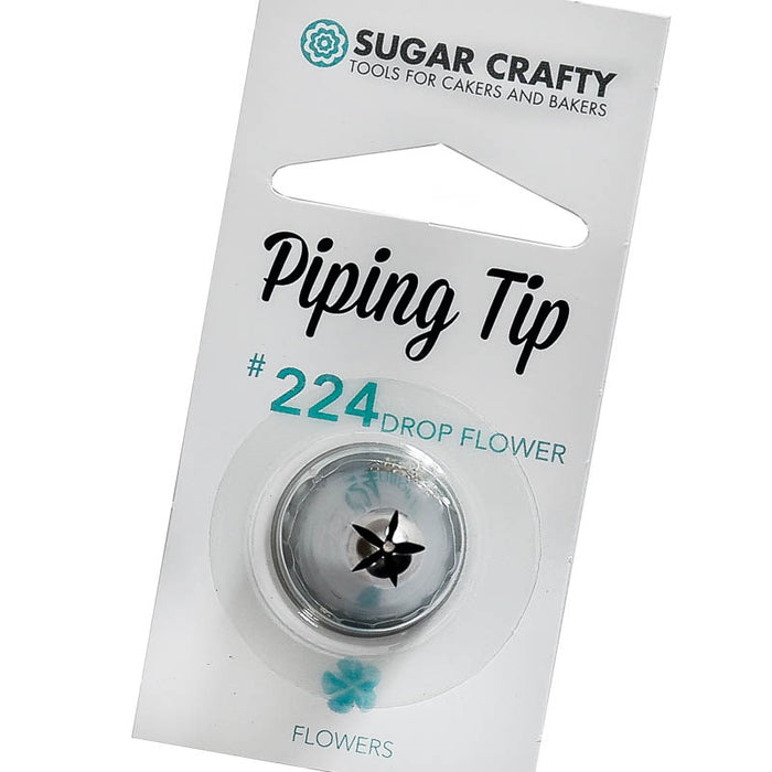 Drop Flower Icing Tip 224