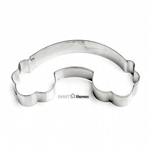 Rainbow & Clouds SS Cookie Cutter