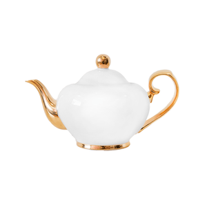 Teapot Small Ivory